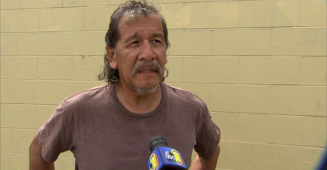 California Homeless Man Saves Teen Being Kicked, Punched by Ex-Boyfriend