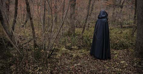 Report: Cloaked figure haunts N.C. community, drops raw meat in playgrounds