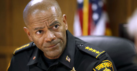 "Sheriff says exactly WHO is to blame for ""open season on police"""