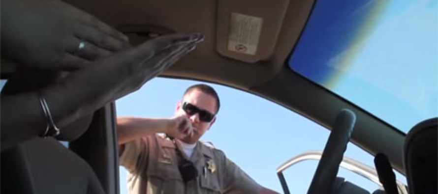 """Video: 'Free Inhabitant' cries """"rape"""", threatens officer with suit and arrest during traffic stop"""