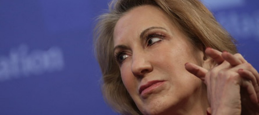 Carly Fiorina BLASTS Donald Trump: There. Is. No. Excuse.