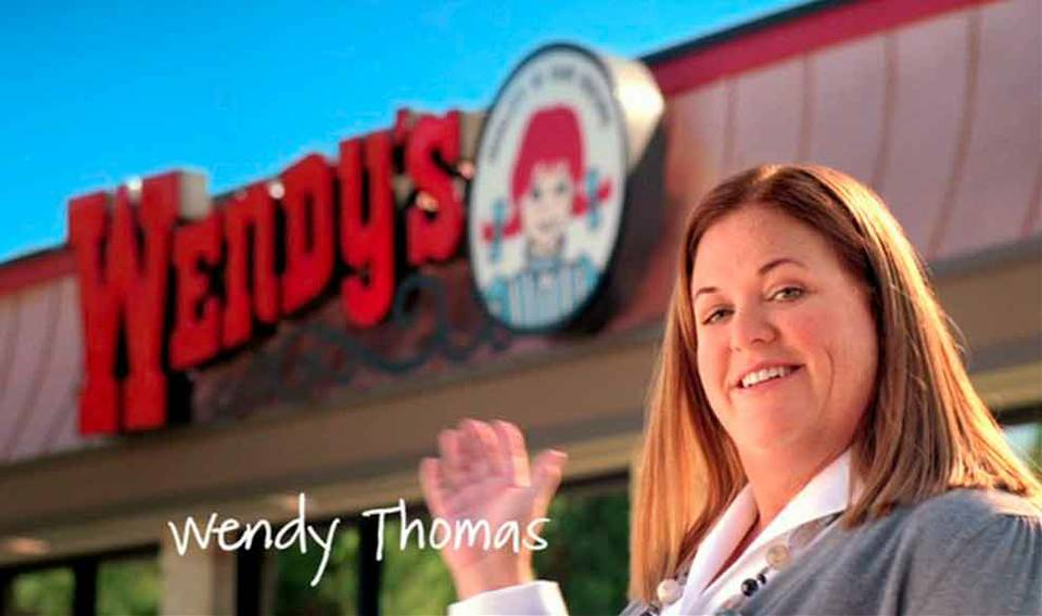 wendys commercial wendy thomas original wendy