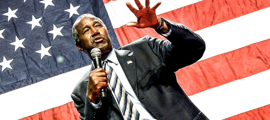 Carson Makes Things EXTRA CLEAR again…One MUST REJECT Sharia Law, to be the President