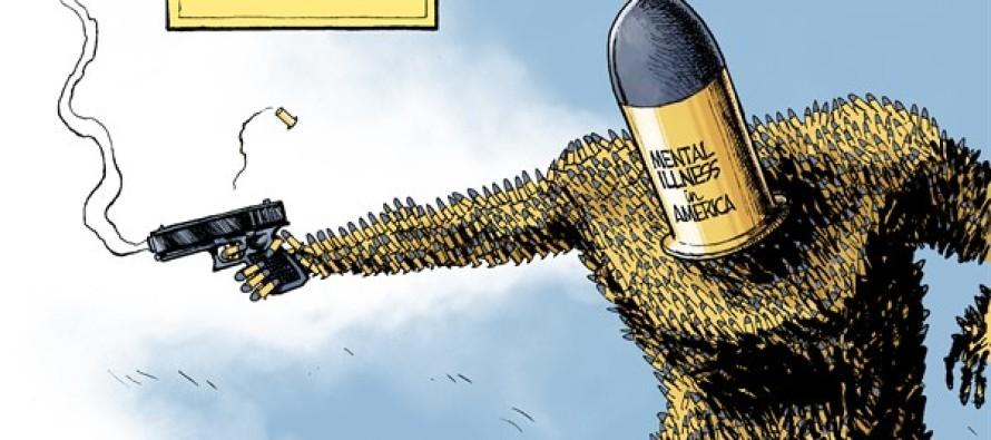 Gun Violence (Cartoon)