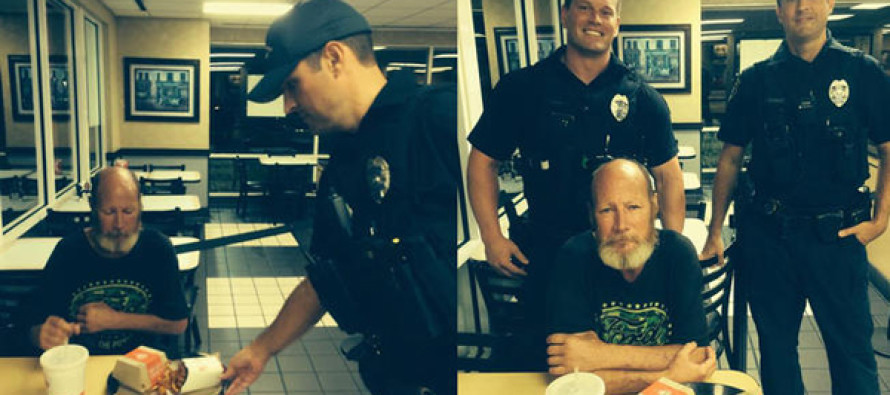 Cops Get Free Meals At Arby's – Then This Happens