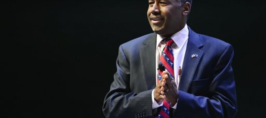 Wow! Ben Carson Goes All In: A Muslim Should Not Be President