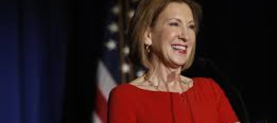 CARLY Makes a Serious Mistake: Carly Fiorina says KY Clerk refusing to issue same-sex marriage licenses should DO HER JOB OR QUIT