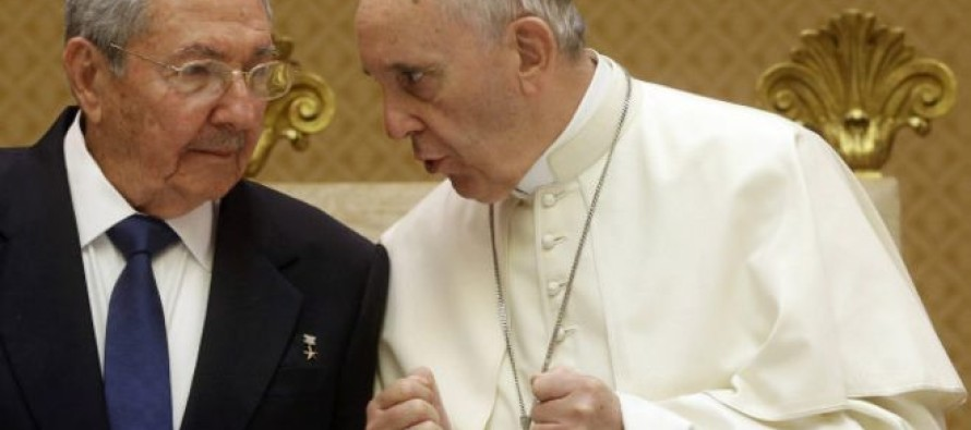 The Bromance Between Castro and The Pope Deepens: Capitalism Bad; Communism Good