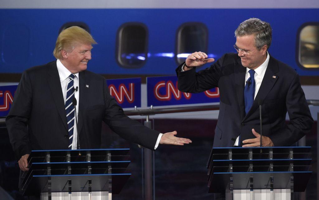 Donald Trump 2nd Debate1
