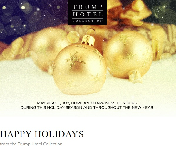 Donald Trump Christmas2