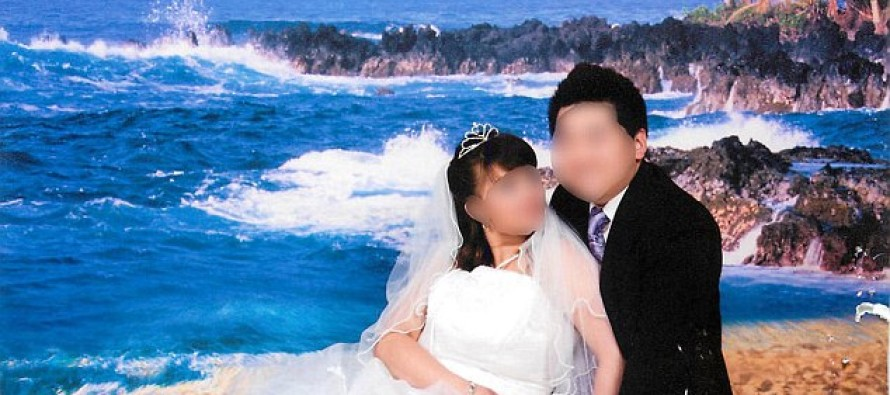 Fake wedding photos by father & daughter who charged Chinese in high-end Green Card scam