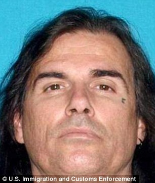 Wanted: Shannon Mendoza, 48, is accused of recruiting Americans for the scheme.