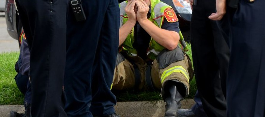 Veteran Firefighter Is Run Down and Killed While Collecting for Charity [Video]