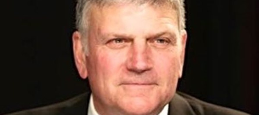 Disgraceful! Franklin Graham Slams Obama for His 'Diverse' Papal Guest List