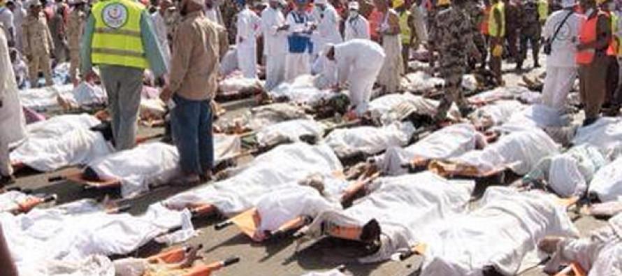 Muslim Hajj Horror: Mecca Stampede Kills Over 700 & Crush Injures Hundreds More [Video]