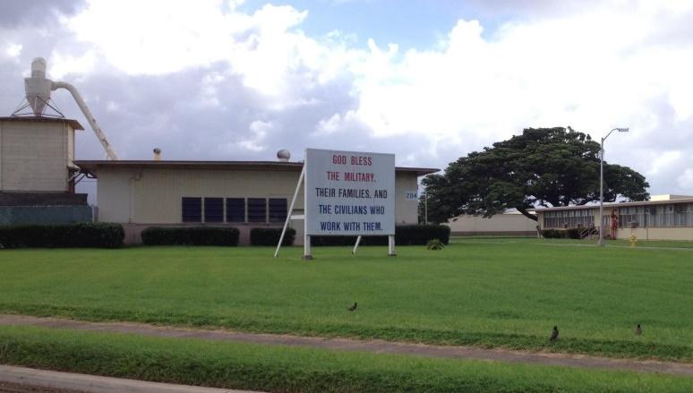 Hawaiian Marine Corps