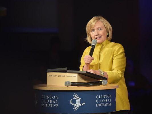 Hillary Speaking
