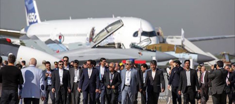 Putting 'Obama Cash' to Good Use: Iran Buys $21B in Aircraft & Satellites from Russia