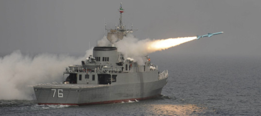 Prelude to War? Iranian Warships Confronting US Ships On A Daily Basis