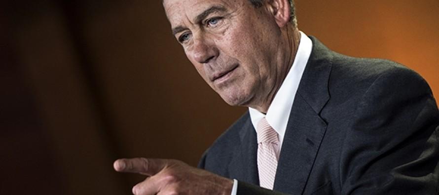 Make It So… Rep. Meadows: Boehner Must Be Removed as Speaker – Crowd Cheers! [Video]