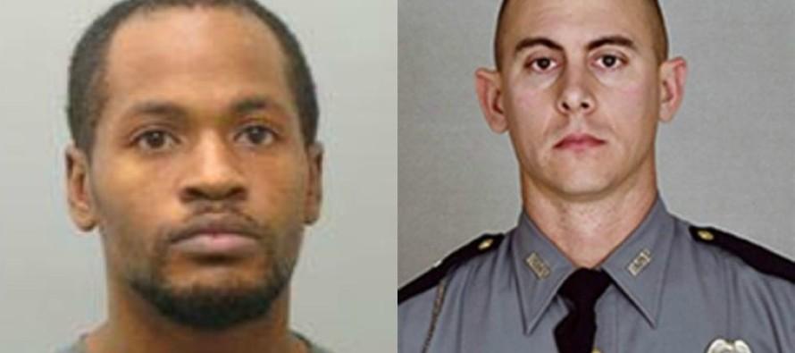 #BlackLivesMatter Terrorist Gunned Down Kentucky State Trooper In Cold Blood [Video]