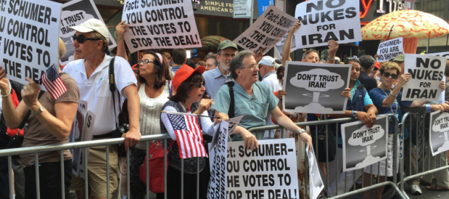 Americans Fill The Streets Of NYC To Send Obama A Strong Message He'll Hate [Video]