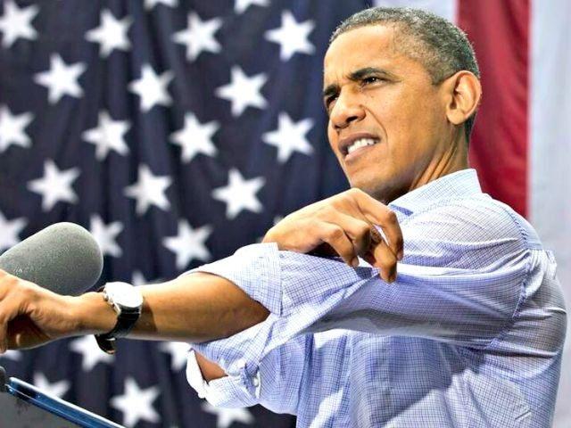 Obama BLM
