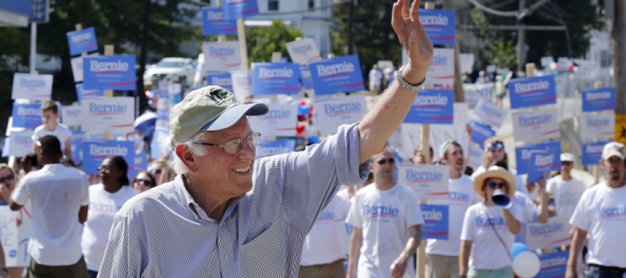 New Hampshire: Socialist Sanders Surges… Clinton Craters – Down by 22 Points