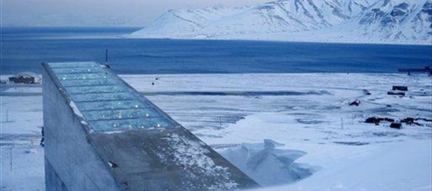 This is why the Doomsday Seed Vault has been tapped for the first time