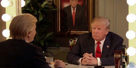 Trump in the Mirror