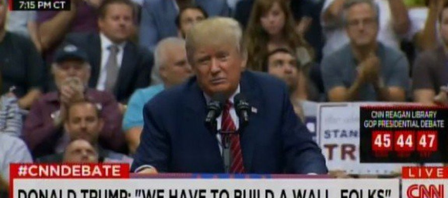 Trump on Illegal Immigrant Gang Bangers: I Will Get Rid of Them So Freakin' Fast [VIDEO]