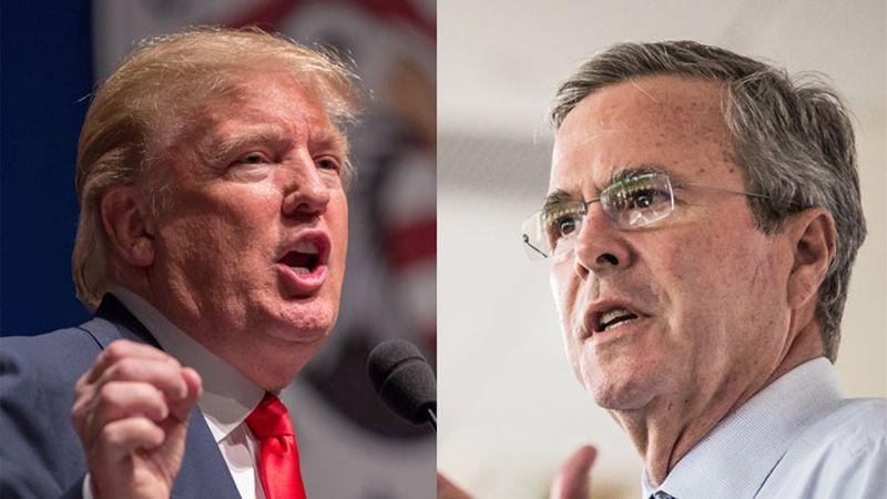 Trump v Bush