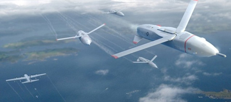 US Military Is Developing 'Gremlin' Drones To Overwhelm Enemy Defenses And Conduct Dangerous Missions
