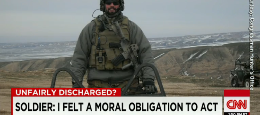 Green Beret Is Discharged For Beating Alleged Afghan Child Rapist!