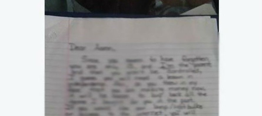 Tough Love: Mom's Letter Teaches Teenage Son About Growing Up