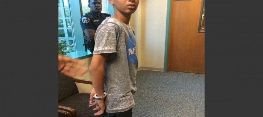 School Discipline Problems Started for Ahmed Mohamed Long Before His 'Clock'