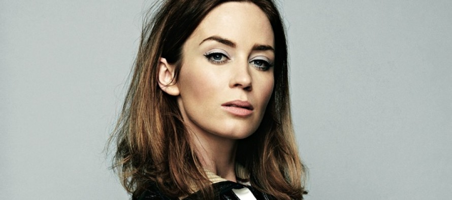 """Actress Emily Blunt Says Becoming an American was a """"Terrible Mistake"""""""