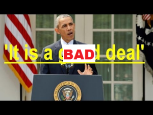 iran bad deal