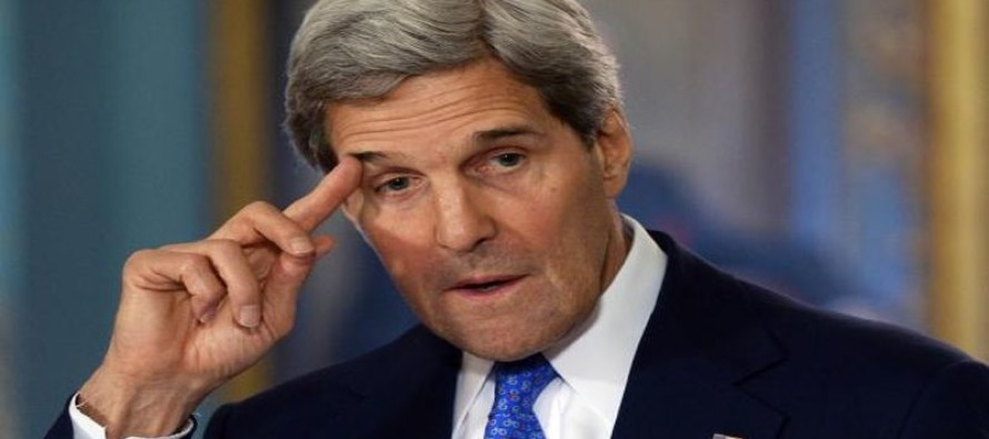John Kerry's Israel Speech Was Even Worse Than You Thought It Would Be