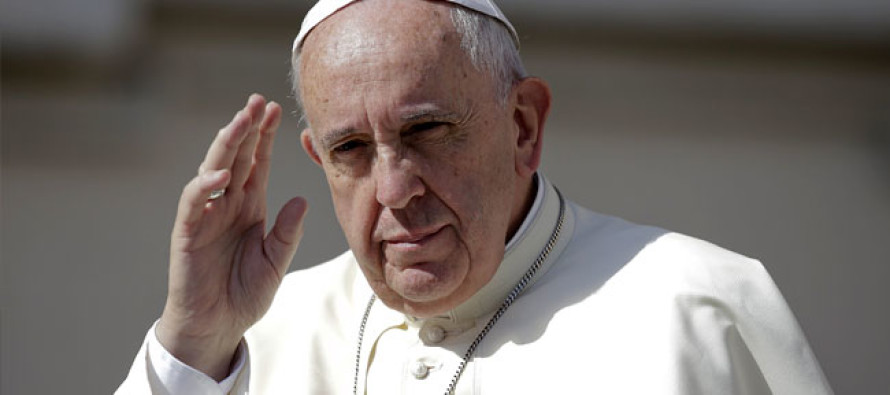 When Liberals Find Out Who The Pope SECRETLY Met With In America, They're Going To Go INSANE