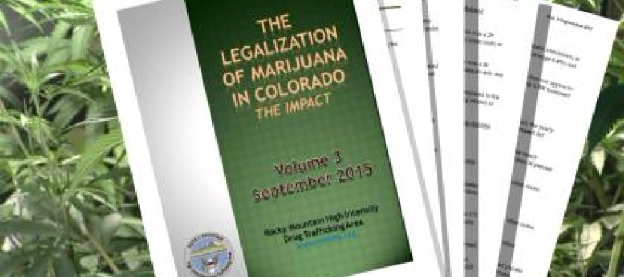 Report:  Commercialization Of Legal Pot Has Led To A 'Epidemic' For Kids In Colorado