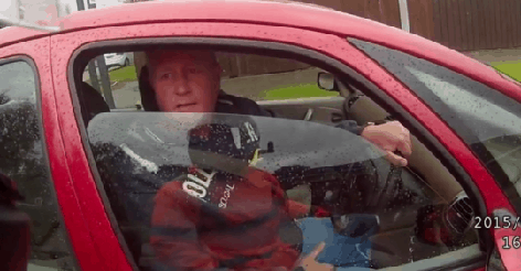 Bizarre Road Rage Goes Viral After Driver Demands Bare Knuckle Boxing Match