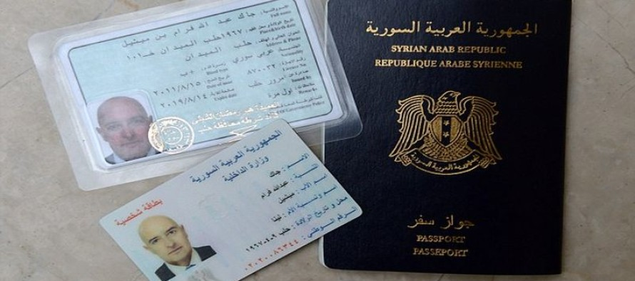 PASSPORT TO TERROR: A MailOnline reporter buys Syrian papers being sold to ISIS fighters to sneak into Europe hidden among refugees