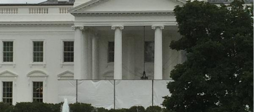 UNBELIEVABLE: Look Why The White House Just Put Black Screens On All Their Windows