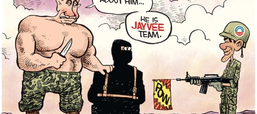 Putin Jayvee Team (Cartoon)
