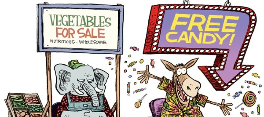 Free Candy (Cartoon)
