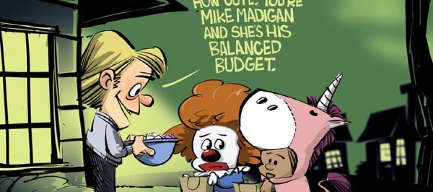 ILLINOIS Halloween (Cartoon)