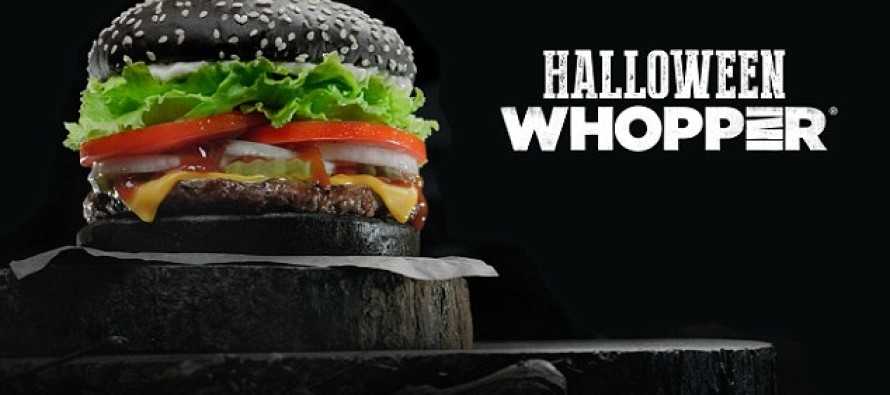 Creepy surprise? Burger King's black Halloween Burger is turning people's poop BRIGHT GREEN