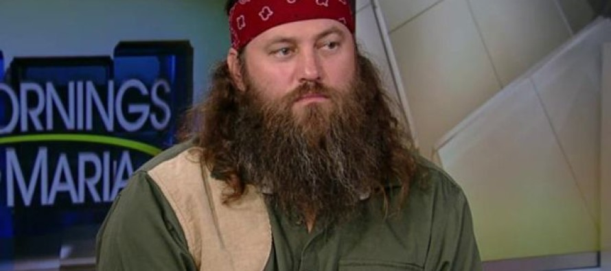 'Duck Dynasty' Star STICKS IT to Liberals – You'll Love This