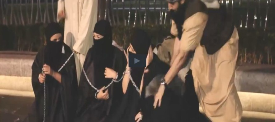 ISIS Slave Market Includes Women & Girls on Same List as Cattle